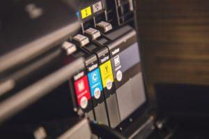 Laserdrucker Farbe - Tonerkartusche